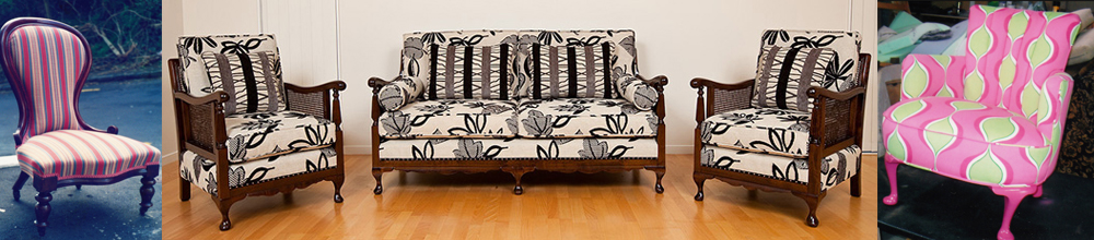 Email a photo of the item you'd like reupholstered to our upholstery specialists in Auckland & get a FREE estimate.